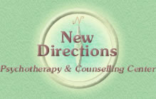 New Directions Psychotherapy and Counseling Center