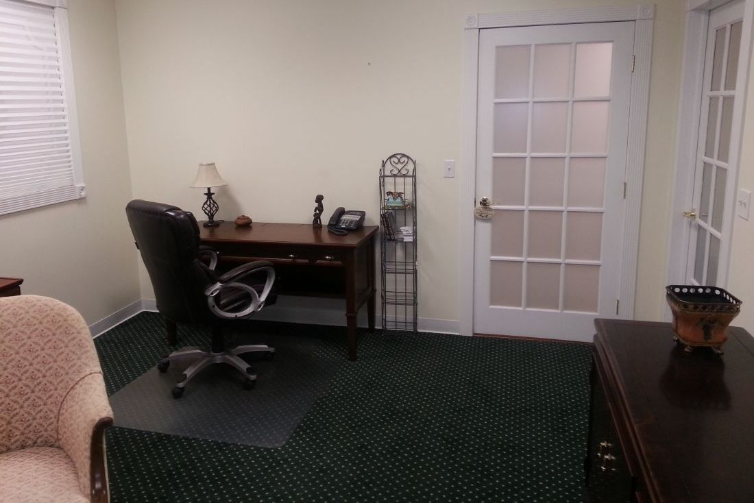 First Floor Office 2 - View 2